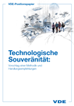"Picture of VDE-Positionspapier ""Technologische Souveränität"" (Download)"