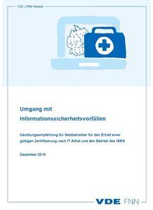 Bild von FNN-Hinweis: Umgang mit Informationssicherheitsvorfällen (Download)