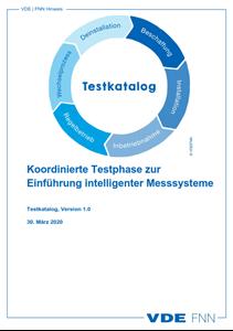 Bild von Koordinierte Testphase zur Einführung intelligenter Messsysteme – Testkatalog (Download)