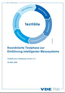 Bild von Koordinierte Testphase zur Einführung intelligenter Messsysteme – Testfälle zum Testkatalog (Download)