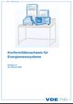 Bild von FNN-Hinweis: Konformitätsnachweis für Energiemesssysteme (Download)