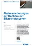 Picture of Absturzsicherungen auf Dächern mit Blitzschutzsystemen (Download)