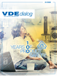 Bild von VDE dialog 01/2020 - 100 Years of Product Safety (Download)