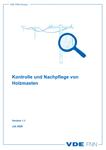Picture of FNN-Hinweis: Kontrolle und Nachpflege von Holzmasten (Download)