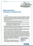 Bild von VDE Impuls Regionalmärkte ‒ Konzepte und Bewertung (Download)
