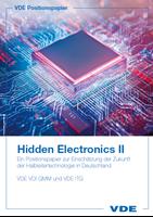 """Bild von VDE-Positionspapier """"Hidden Electronics II"""" (Download)"""
