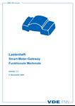 Picture of FNN-Hinweis: Lastenheft Smart-Meter-Gateway Funktionale Merkmale (Download)