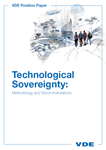 Picture of Position Paper Technological Sovereignty (Download)