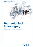Bild von Position Paper Technological Sovereignty (Download)