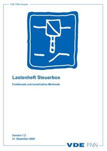Bild von Lastenheft Steuerbox: Funktionale und konstruktive Merkmale (Download)