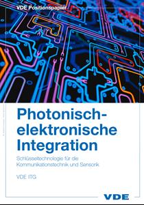 """Bild von VDE-Positionspapier """"Photonisch-elektronische Integration"""""""