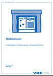 Picture of FNN Hinweis: Netzstationen - Empfehlungen für Projektierung, Bau, Umrüstung und Betrieb